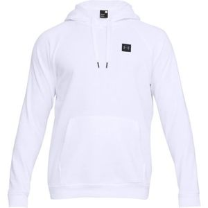 Under Armour White Pull Over Hoodie